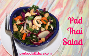 Pad Thai Salad 8